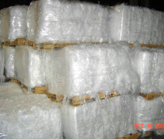ldpe film post industrial  clear dry natural clear film in bales